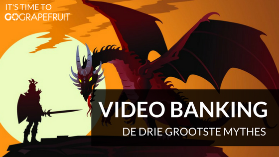De drie grootste mythes over video banking