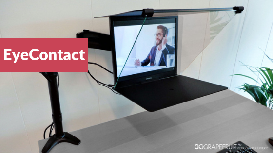 EyeContact | Eenvoudig oogcontact | GoGrapefruit