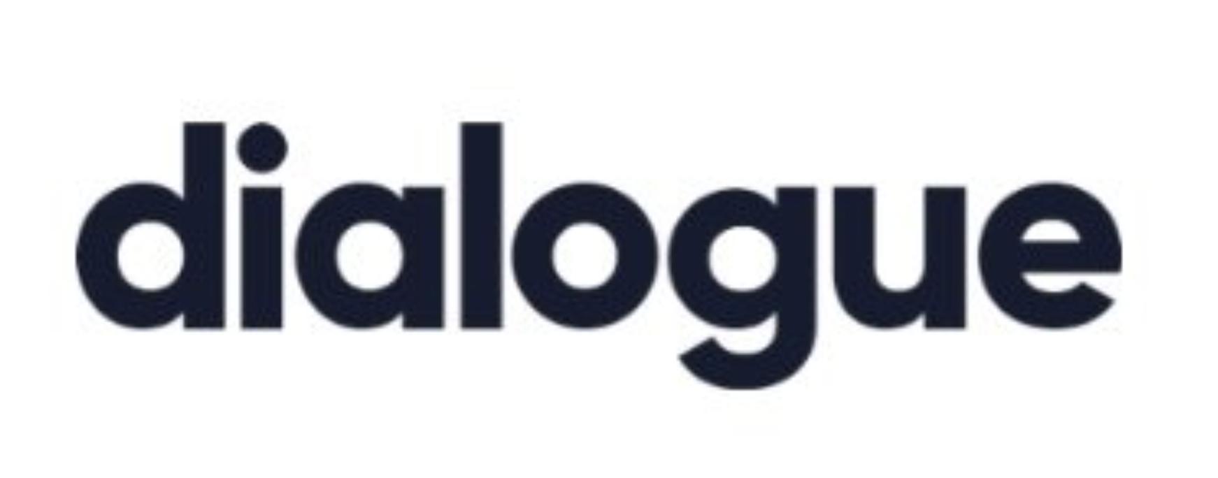 Dialogue logo | GoGrapefruit