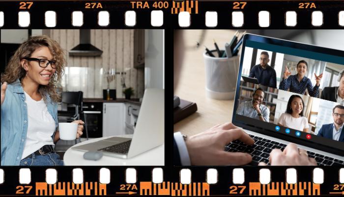 Vergaderen via video, is het een plaag of juist een zegen?